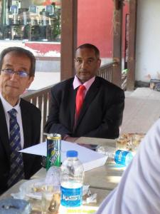 الحسيني محمد_الخوجة ,الحسيني محمد الخوجة ,الحسينى+الخوجة+المعلمين يكتبون دستورهم,+تكريم المعلمين الذين كتبوا دستورهم+الحسينى محمد