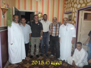 الحسينى محمد , الخوجة , المعلمين