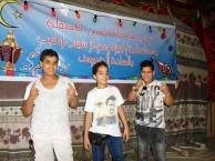 الحسينى محمد ( الخوجة)وقامات المعلمين فى افطار نقابة المعلمين المستقلة فى نادى المنيب