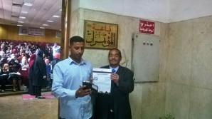 ادارة بركة السبع التعليمية,الخوجة,الحسينى محمد,حملة عشان تبنيها,تحيا مصر